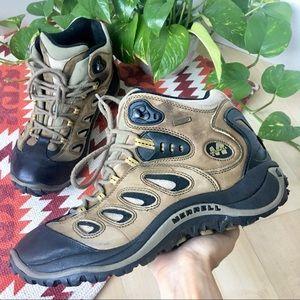 MERRELL Reflex Waterproof Hiking Boot Shoe MOAB 10